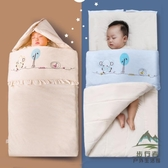 兒童睡袋嬰幼兒加厚款純棉秋冬被子防踢【步行者戶外生活館】