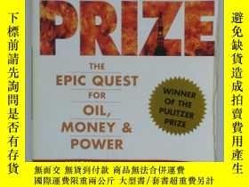 二手書博民逛書店The罕見Prize:the epic quest for oi