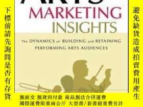 二手書博民逛書店Arts罕見Marketing InsightsY364682 Joanne Scheff Bernstein