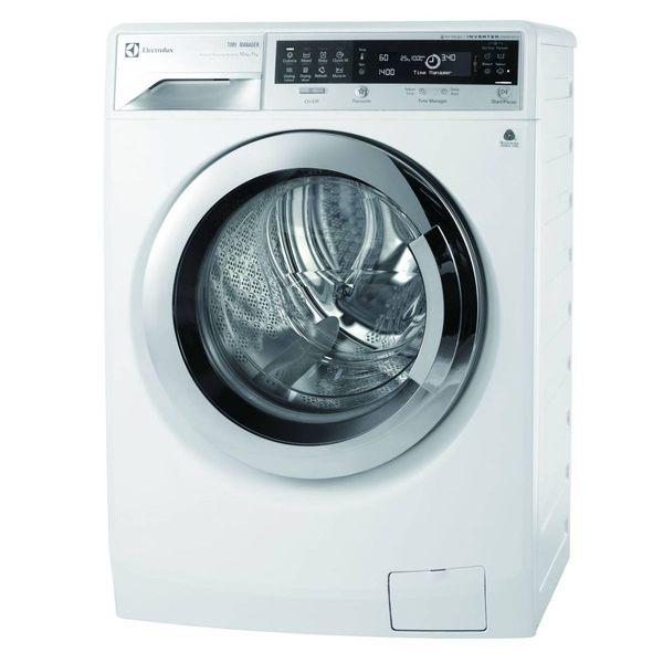 限時優惠 Electrolux 瑞典 伊萊克斯 10KG 洗脫烘洗衣機 EWW14012 (220V)