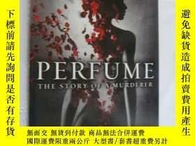 二手書博民逛書店PERFUME:the罕見story of a murderer