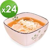 樂活棧 低卡蒟蒻麵 燕麥拉麵+濃湯(共24份)