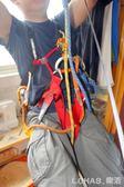上升器 探洞攀巖上升繫統,胸式上升器固定帶 樂活生活館
