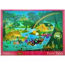 【台製拼圖】HM1000-150 夜光-Fairy Tales (1000片)