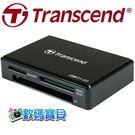 Transcend 創見 RDC8 USB3.1 Type-C 多合一 讀卡機 支援CF TF SD MS 記憶卡