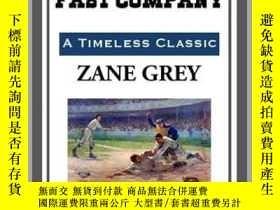 二手書博民逛書店Breaking罕見into Fast CompanyY410016 Zane Grey Start Publ