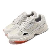 adidas 休閒鞋 Falcon W 米白 灰 女鞋 運動鞋 老爹鞋 【PUMP306】 EE5118