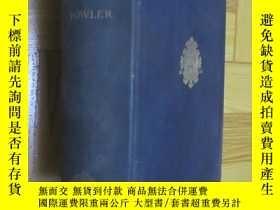 二手書博民逛書店A罕見Dictionary of Modern English Usage (1927年) 32開,精裝1927奇