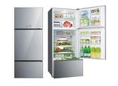 台灣三洋SANLUX)528公升采晶玻璃變頻電冰箱 / SR-C528CVG(含運費,不含樓層費)