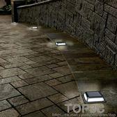 翰文太陽能燈戶外庭院LED燈樓梯燈臺階燈陽臺地板腳圍墻燈裝飾燈「Top3c」