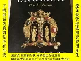 二手書博民逛書店A罕見Book of Middle English SY1446