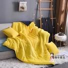 抱枕被子兩用 純色加厚魔法絨抱枕被子兩用冬季午休毯汽車辦公室折疊靠背枕頭墊T