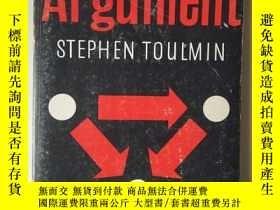 二手書博民逛書店The罕見Uses Of ArgumentY269921 Stephen E. Toulmin Cambrid