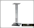{{ 海中天休閒傢俱廣場 }} C-99 摩登時尚 餐桌腳系列 484-01 單管餐桌腳/電鍍腳
