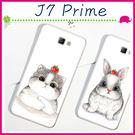 三星 Galaxy J7 Prime G610 創意彩繪系列手機殼 個性背蓋 磨砂手機套 經典圖案保護套 錄音機保護殼