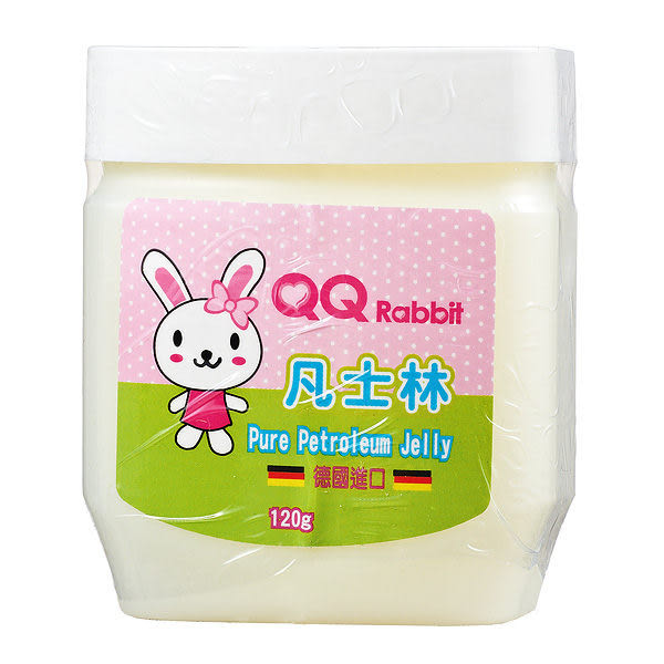 QQ Rabbit 凡士林 Vaseline 120g【屈臣氏】
