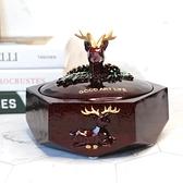 煙灰缸客廳防灰大煙缸辦公室裝飾煙灰缸