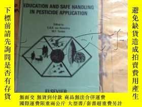 二手書博民逛書店Education罕見and Safe Handling in
