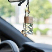 降價兩天 車載香水掛件汽車香水掛式古龍香汽車裝飾車掛飾吊墜車內飾品擺件