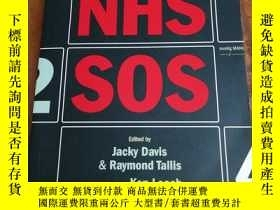 二手書博民逛書店NHS罕見SOS: How the NHS Was Betray