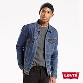 Levis 牛仔外套 男裝 / Type 3 修身版型 / 中藍基本款