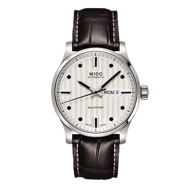 【僾瑪精品】MIDO 美度 MULTIFORT 先鋒系列 機械腕錶 (M0054301603180)