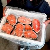 ㊣盅龐水產◇鮭魚薄切30P◇重量3kg±5%/件◇零$1095元/件◇肉質鮮甜油脂豐富30片一箱