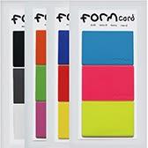 FORMcard多功能隨身塑形凝土-全面85折