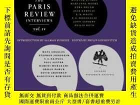 二手書博民逛書店The罕見Paris Review Interviews, IvY255562 The Paris Revie