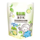 蒲公英環保超濃縮洗衣膠囊16顆【愛買】
