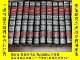 二手書博民逛書店Nobel罕見Prize Library -- Complete 20 Volume Set 諾貝爾文學獎文庫,