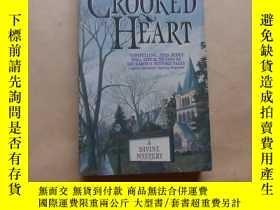 二手書博民逛書店Crooked罕見Heart by Cristina SumnersY2931 Cristina Sumner