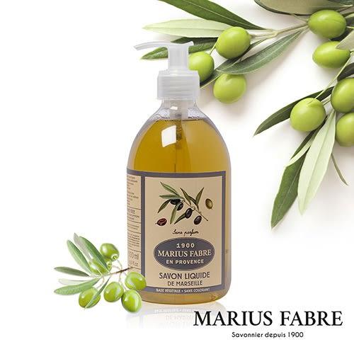 法國法鉑-天然草本無香料液體皂/500ml