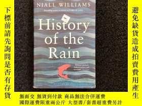 二手書博民逛書店The罕見History of RainY339850 Nial