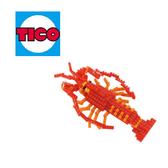 【Tico 微型積木】T-9705 龍蝦