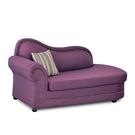 【采桔家居】班西  時尚亞麻布貴妃椅沙發(二色可選+左&右二向可選)
