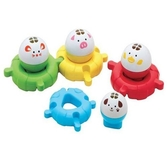 Toyroyal 樂雅 洗澡玩具-水上動物組-TF7251[衛立兒生活館]