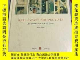 二手書博民逛書店REAL罕見ESTATE PERSPECTIVES An Introduction to Real Estate(