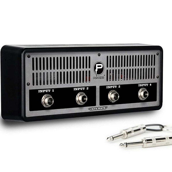 Pluginz RUCKUS 當代金屬 經典音箱鑰匙座