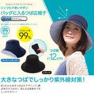 9周年慶春夏帽子日本進口正版NEEDS 遮陽帽海軍藍