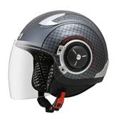 ASTONE安全帽,DJ11,SS11/消光鐵灰黑