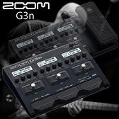 【非凡樂器】ZOOM G3n 電吉他綜合效果器 入門綜效 超值首選