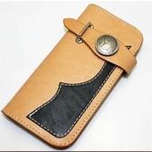 真皮手機包-優質高檔設計男手拿包6y31【巴黎精品】