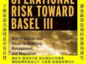 二手書博民逛書店Operational罕見Risk Toward Basel IiiY255562 Greg N. Grego