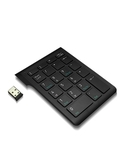 新貴TK-029筆記本電腦無線數字鍵盤usb小鍵盤便攜輕薄外置外接密碼輸入器財務會計