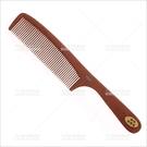 僑萊T887電木細齒中關刀梳子[59021]
