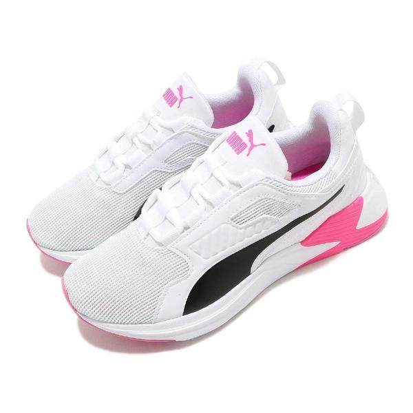 Puma 訓練鞋 Disperse XT Wns 白 粉紅 女鞋 多功能 運動鞋 【ACS】 19374402