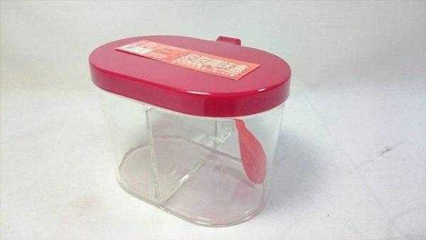 【甜甜調味盒】861337 調味罐 調味盒 鹽巴盒 糖罐 味素盒【八八八】e網購