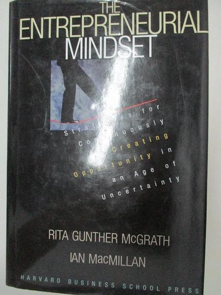 【書寶二手書T1/原文書_JKL】The Entrepreneurial Mindset: Strategies for Continuously…