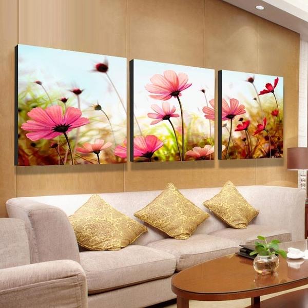 客廳掛畫沙發裝飾畫